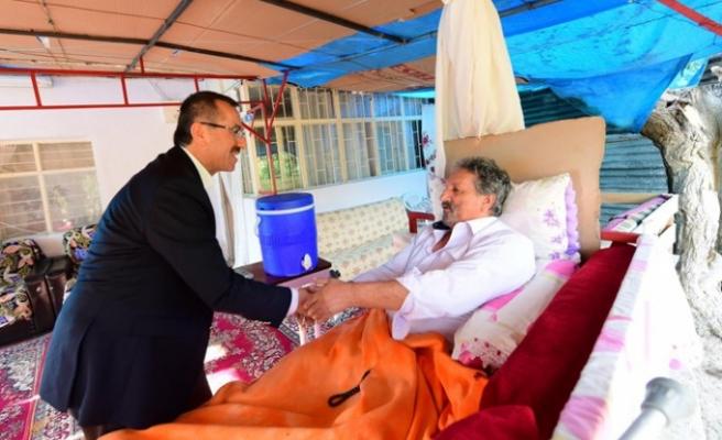 Başkan Güngör; Sosyal Hizmetler de Bizim Önemli Bir Görev Alanımız