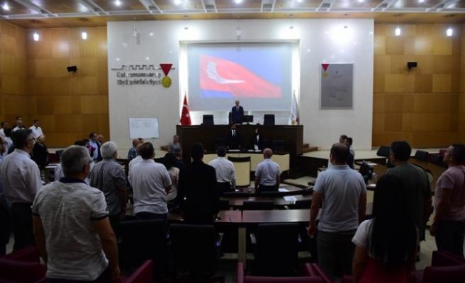 Dulkadiroğlu Belediyesi Temmuz Ayı Meclis Toplantısı Gerçekleştirildi