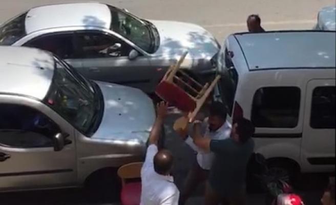 Kahramanmaraş'ta 'Racon' Kavgası