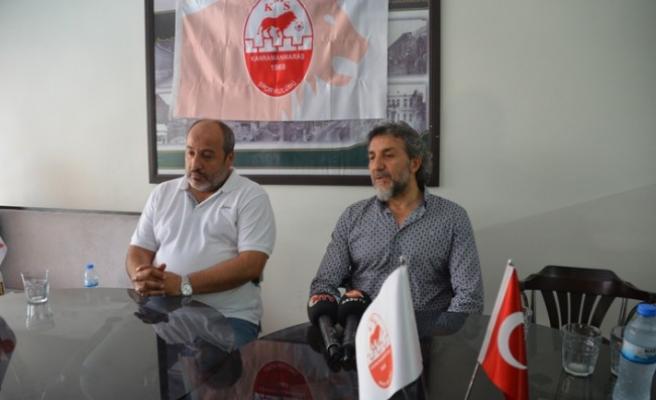 Kahramanmaraşspor'da Beklenmeyen Ayrılık