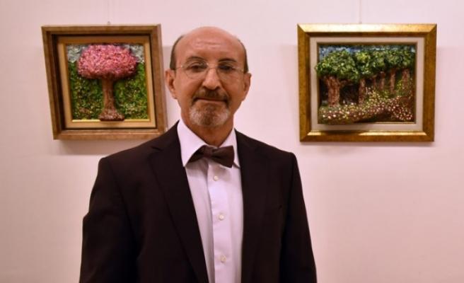 Prof. Dr. Semih Mumbuç'un Sergisi