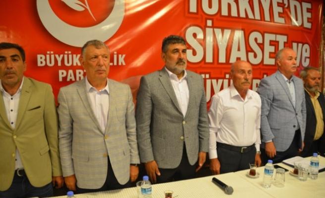 Remzi Çayır; Türkiye'nin Büyük Birliğe İhtiyacı Var Ama Bu Arkadaşla Değil