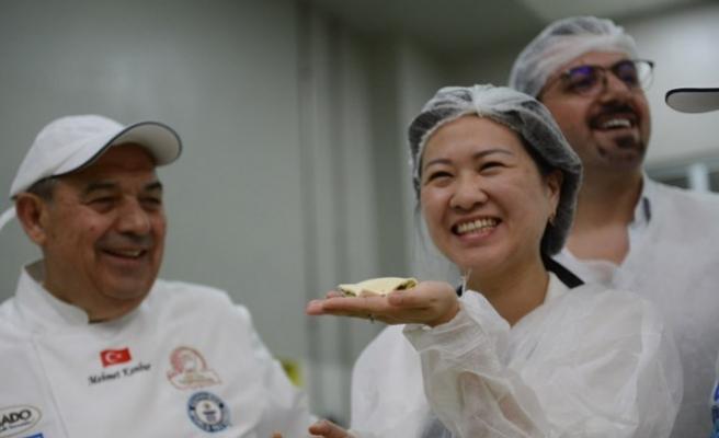 Çinliler Mado'ya Hayran Kaldı
