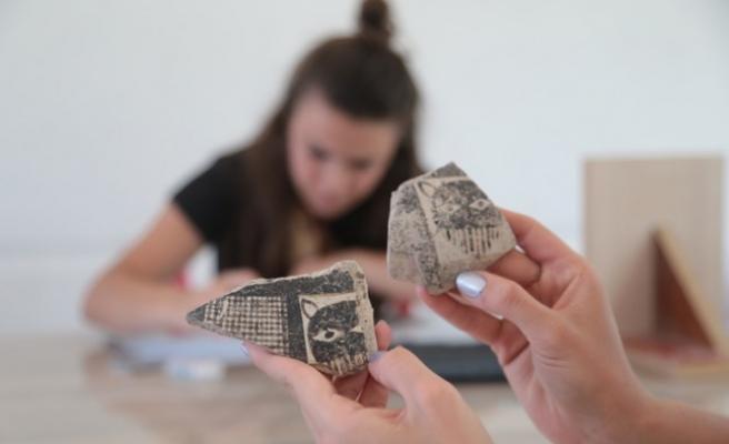 Domuztepe Höyüğü'nde Arkeolojik Kazı Çalışmaları Sürüyor