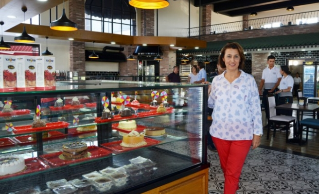Icemar Cafe & Bistro Narlı'da Hizmete Açıldı