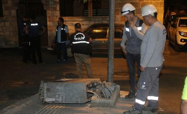 Kahramanmaraş'ta Trafik Kazası, Sürücü Hayatını Kaybetti