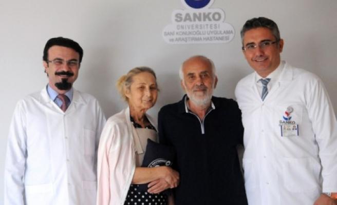 Kalp Rahatsızlığı Yaşayan Çift Şifayı SANKO'da Buldu
