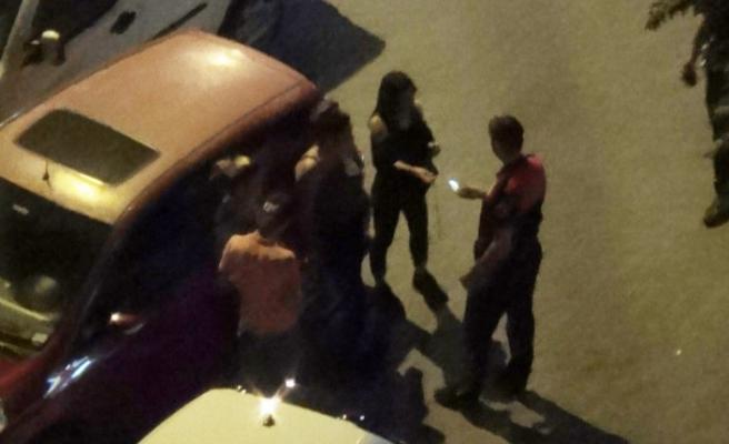 Kahramanmaraş'ta Kızlar Arasında Tekme Tokatlı Kavga