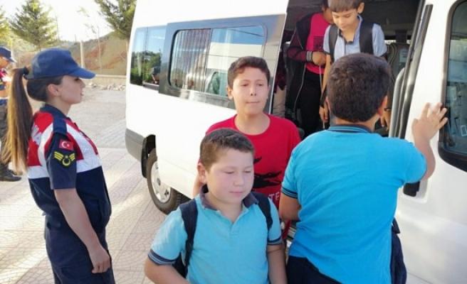 Okul Servislerine Ceza Yağdı
