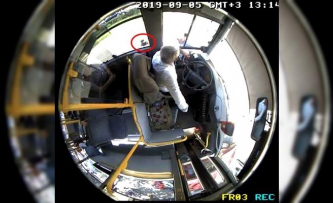 Otobüs Şoförüne Baltayla Saldırdı