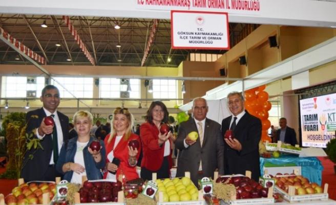 5. Kahramanmaraş Tarım ve Gıda Fuarı Açıldı