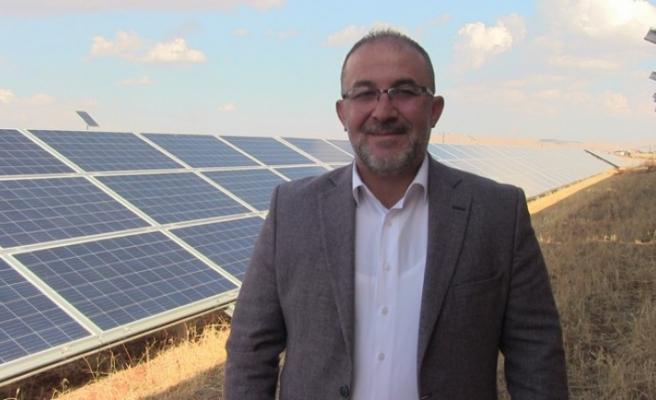Afşin Belediyesi, GES'ten 577 Bin Lira Gelir Elde Etti