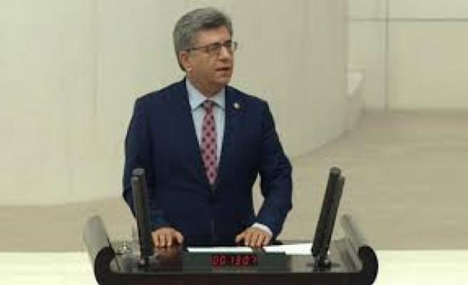 Aycan, Kahramanmaraş'ın Ulaşım Sorunlarını Meclise Taşıdı
