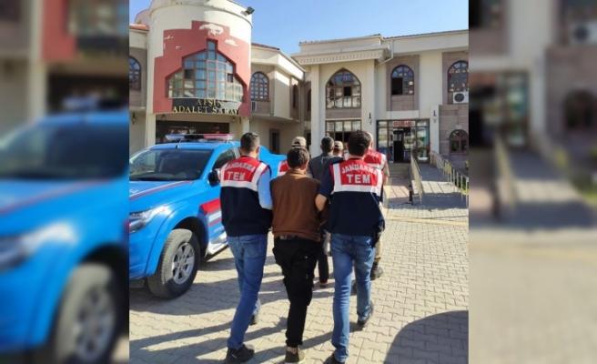 Kahramanmaraş'ta DEAŞ Şüpheli 1 Kişi Tutuklandı