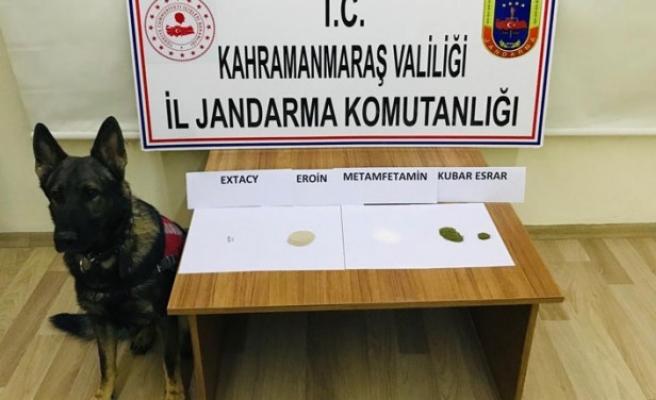 Kahramanmaraş'ta Uyuşturucu Operasyonu: 10 Gözaltı
