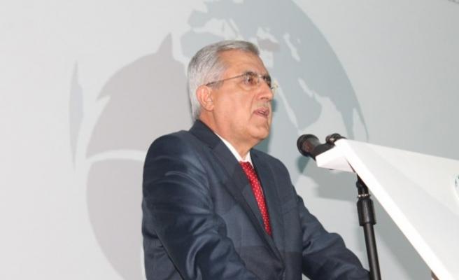 KSÜ Rektörü Can VI. Uluslararası Stratejik Araştırmalar Kongresine Katıldı