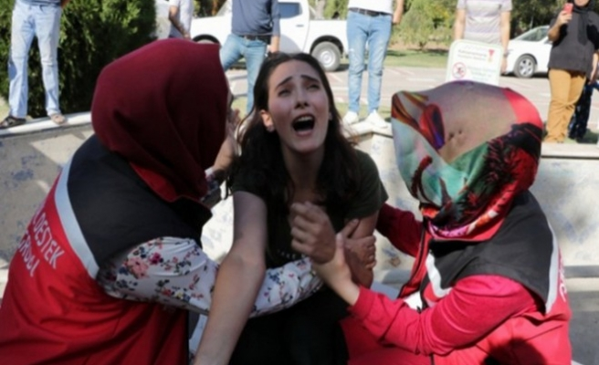 KSÜ Türkoğlu MYO'dan Ulusal Afet Tatbikatı