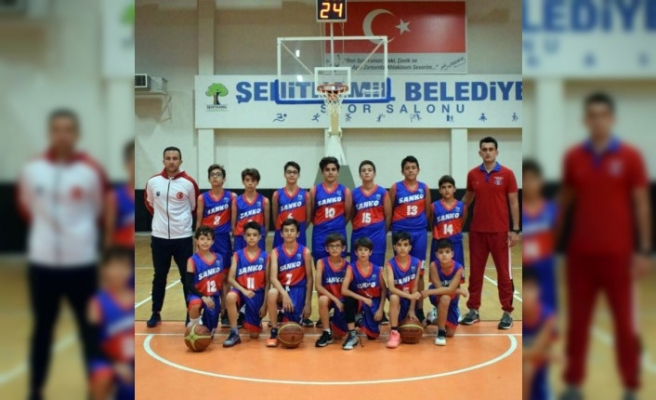 SANKO Okullarının Basketbol Başarısı