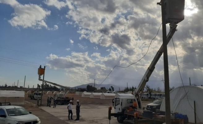 Ulusal Deprem Tatbikatına Akedaş Elektrik Dağıtım A.Ş. Hazır