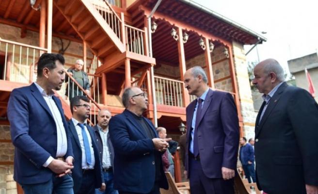 Başkan Okay: Mutfak Müzesi, En Çok Ziyaret Edilen Müze Oldu