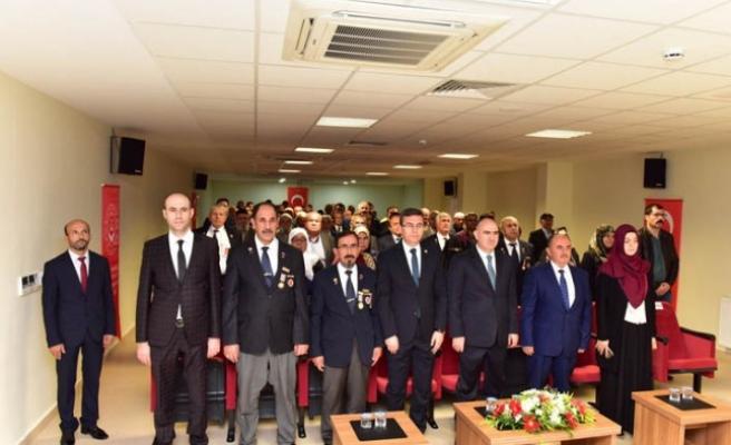 Kıbrıs Gazilerine Madalya Ve Berat Tevcih Töreni