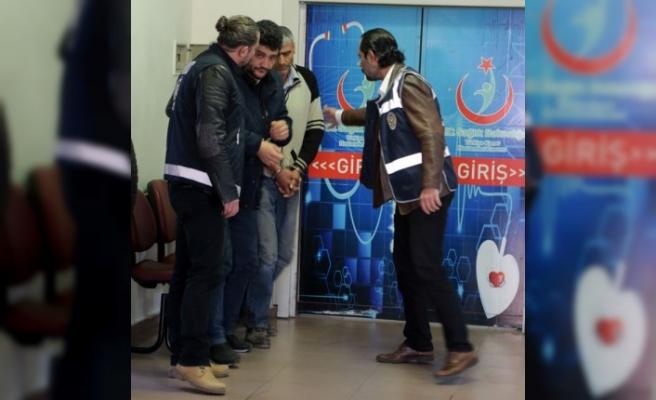 Kahramanmaraş'ta Mobilya Çalan Şüpheliler Yakalandı