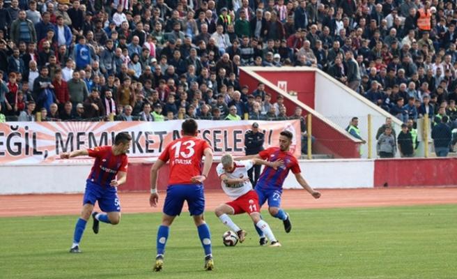 Kahramanmaraşspor 3 Puanı Kaptı