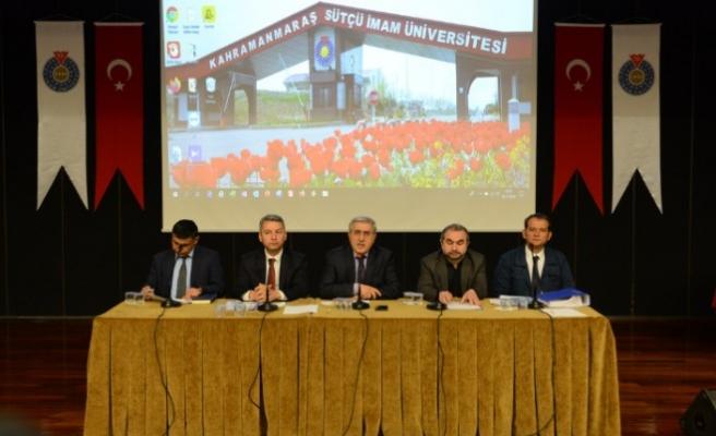 Öğrenci Toplulukları Danışman ve Başkanları İstişare Toplantısı