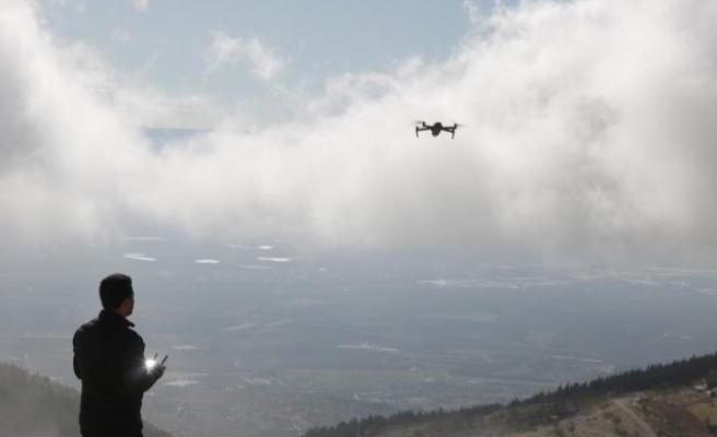 """""""Drone Adam"""" Kahramanmaraş'ın Güzelliklerini Tanıtıyor"""