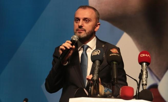 AK Partili Kandemir: Yalanı Elbise Gibi Giyen Bir Muhalefet Anlayışı Var