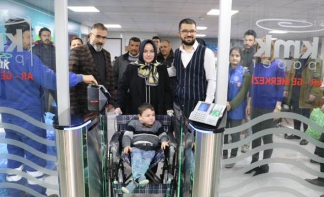 Kahramanmaraş Kağıt Sanayi 10 Engelliye Umut Oldu