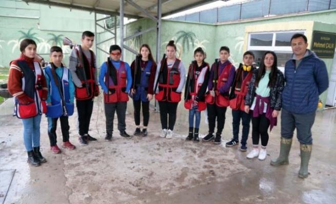 Kahramanmaraşlı Genç Atıcıların Rol Modeli Safiye Sarıtürk