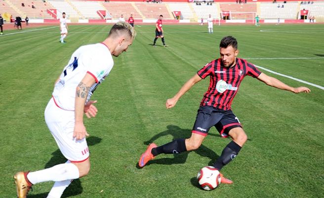 Kahramanmaraşspor: 2 - Uşakspor: 1