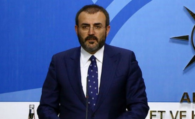 Ünal, Güvenlik Toplantısında Cumhurbaşkanı Erdoğan'ın Yanındaydı