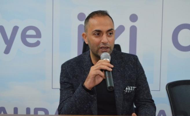 Yeniçağ Yazarı Murat Ağırel, Kahramanmaraşlı Okurlarıyla Buluştu