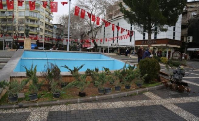 Büyükşehir'den Bahar Hazırlıkları