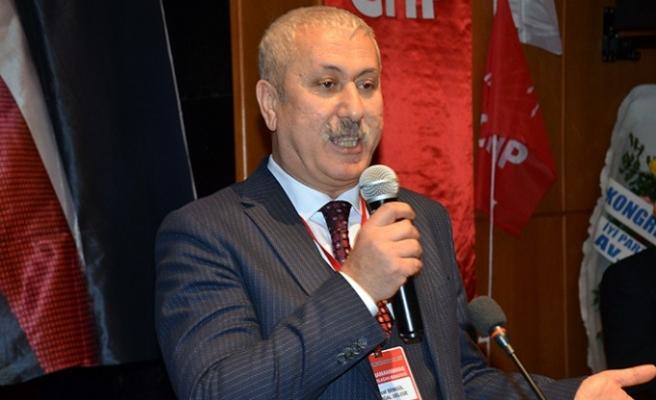 CHP Delegesi Yine 'Şengül' Dedi