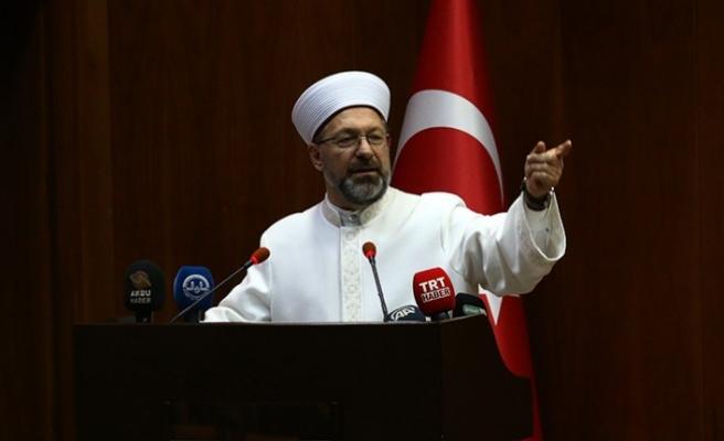 Diyanet İşleri Başkanı Erbaş, Kahramanmaraş'ta Üniversite Öğrencileriyle Buluştu