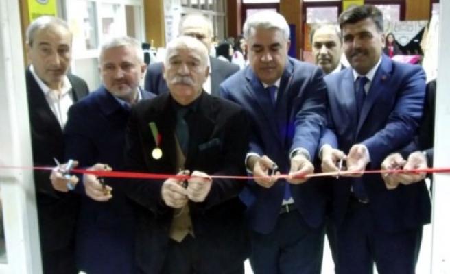 Kahramanmaraş El Sanatları Sergisi Açıldı