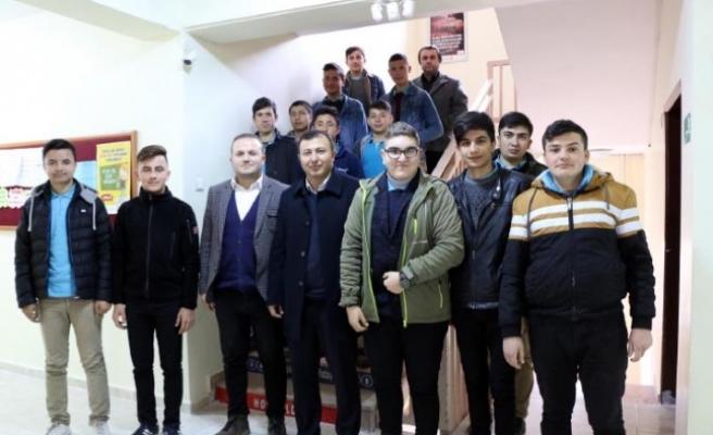 Türkoğlu Osman Gazi İmam Hatip Anadolu Lisesi Eğitime Hazır