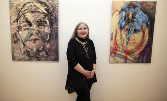 SANKO Sanat Galerisi'nde Sergi Açılışı