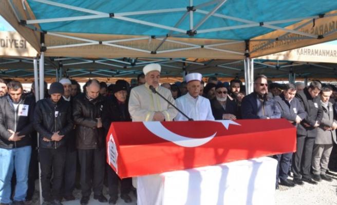 Şehit Uzman Onbaşı Ceyhun Taş'ı Binler Uğurladı