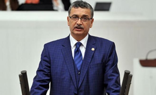 TBMM İçişleri Komisyon Başkanı Güvenç'in Miraç Kandili Mesajı