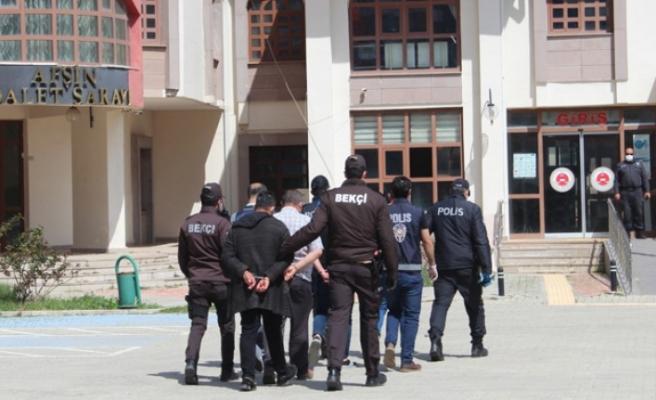Afşin'de Bekçilere Mukavemet Gösteren 4 Kişi Gözaltına Alındı