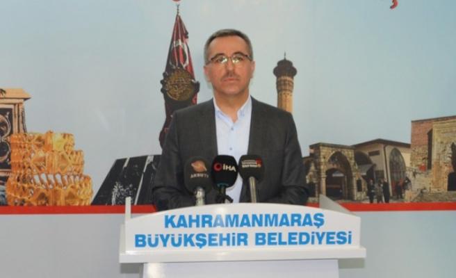 Kahramanmaraş Büyükşehir Belediyesinden Esnafa Destek