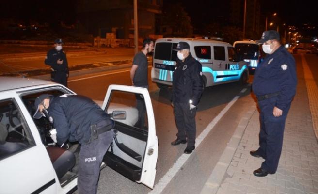 Kahramanmaraş'ta Havaya Ateş Ederek Gezen Alkollü Sürücü Yakalandı