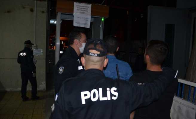 Kahramanmaraş'ta Havaya Ateş Edilen Araçtaki 4 Kişi Yakalandı
