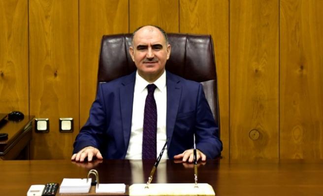 Kahramanmaraş Valisi Özkan'ın  23 Nisan Mesajı