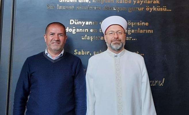 Kervancıoğlu; Hak ve Hakikati Dile Getiren Diyanet İşleri Başkanımızın Yanındayız