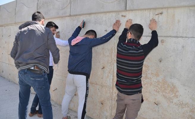 Polisten kaçtılar, 12 Bin Lira Ceza Yediler